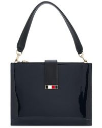 Tommy Hilfiger Statement Shoulder Bag - Blue