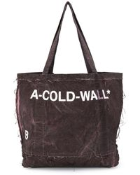 A_COLD_WALL* - Distressed Shopper - Lyst