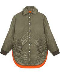 PUMA Oversized Padded Jacket - Green