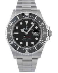 Rolex - Наручные Часы Sea-dweller Single Red 43 Мм Pre-owned - Lyst