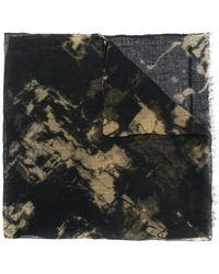Suzusan - Bleached Scarf - Lyst