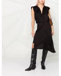 Zadig & Voltaire Racky ジャカード ドレス - ブラック