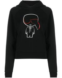 Karl Lagerfeld - Худи Ikonik Karl - Lyst