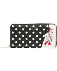 Kate Spade - Minnie Mouse 財布 - Lyst