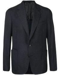 Paul Smith Black Label - Front Button Suit Jacket - Lyst