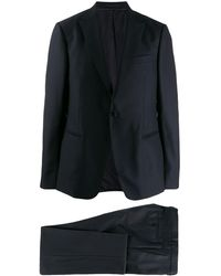 Z Zegna - スリムフィット ツーピース スーツ - Lyst