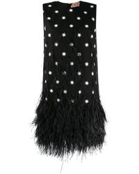 N°21 - スタープリント ドレス - Lyst