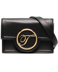 Temperley London Lola Belt Bag - Black