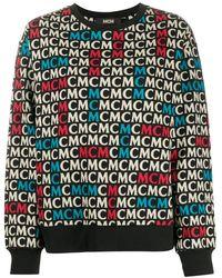 MCM ロングスリーブ トップ - ブラック