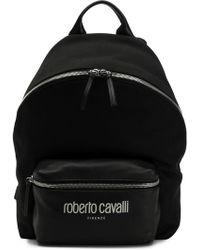 Roberto Cavalli - Рюкзак С Логотипом - Lyst