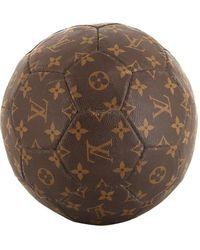 Louis Vuitton Мяч World Cup Pre-owned - Коричневый