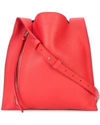 Elena Ghisellini - Square Shoulder Bag - Lyst