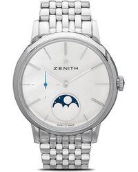Zenith Reloj Elite Lady Moonphase de 36mm - Blanco
