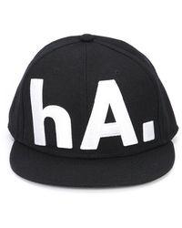 Haculla - 'ha.' Print Cap - Lyst