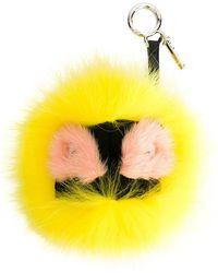 Fendi - Bag Bugs Bag Charm - Lyst