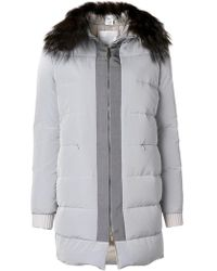 Fabiana Filippi - Padded Coat - Lyst