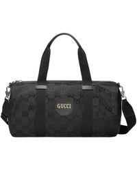 Gucci Off The Grid ダッフルバッグ - ブラック