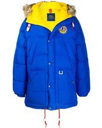 Polo Ralph Lauren オーバーサイズ パデッドコート - ブルー