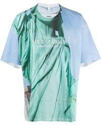 Doublet - Liberty Tシャツ - Lyst