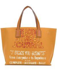 Loewe - Street Journal Tote - Lyst
