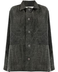 Toogood シャツジャケット - マルチカラー