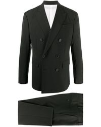 DSquared² Boston ダブルスーツ - ブラック