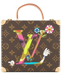 Louis Vuitton グラム キャラクテール ジュエリーケース - ブラウン