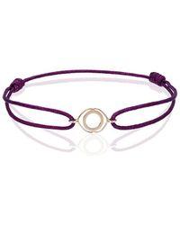 TinyOm Ajna Chakra Bracelet - Multicolor