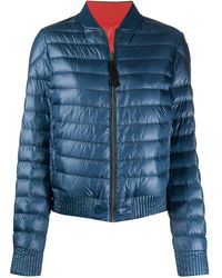 Parajumpers Reversible Puffer Jacket - Blue