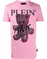 Philipp Plein - T-shirt imprimé - Lyst