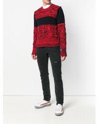 Dolce & Gabbana Vaqueros envejecidos - Negro