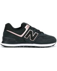 New Balance - 574 Low Top Trainers - Lyst