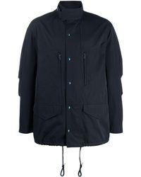 Filippa K Hoxton ライトジャケット - ブルー
