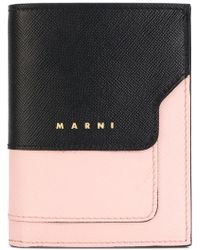 Marni - Tall Billfold Wallet - Lyst