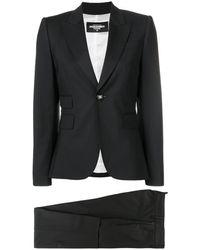 DSquared² Classic Two-piece Suit - Black