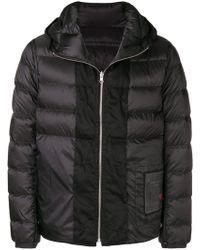 C P Company - Hooded Padded Jacket - Lyst