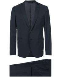 Tonello - Tailored Two-piece Suit - Lyst