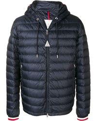Moncler Urville Jacket in Blue for Men Lyst