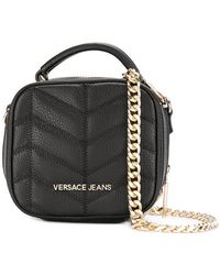 a Lyst Versace tracolla Jeans Borsa 7IxqwRqE0