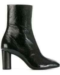 Barbara Bui - Front Seam Ankle Boots - Lyst