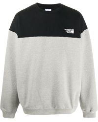 Vetements ロゴ スウェットシャツ - グレー