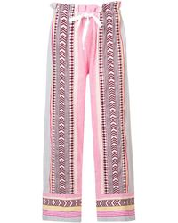 lemlem Luchia Trousers - Pink