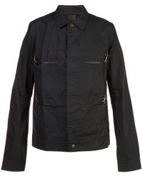 Y. Project | Oiled Utility Pocket Jacket | Lyst