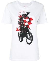 A.F.Vandevorst - Print Short-sleeve T-shirt - Lyst