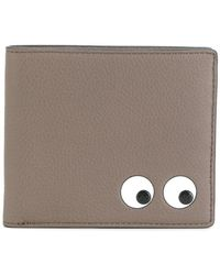 Anya Hindmarch - Eyes Folded Wallet - Lyst