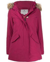 Woolrich Arctic パーカーコート - ピンク