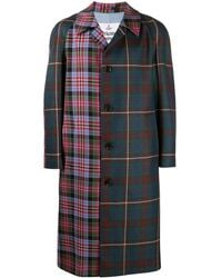 Vivienne Westwood チェック シングルコート - レッド