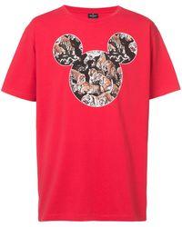 Marcelo Burlon - Mickey Mouse Tigers Tシャツ - Lyst
