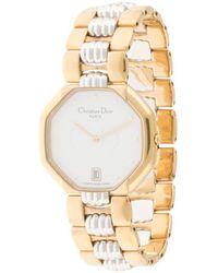 Dior Кварцевые Наручные Часы 20 Мм Pre-owned - Металлик