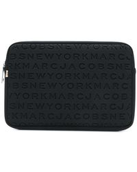 "Marc Jacobs - 11"" Branded Computer Case - Lyst"